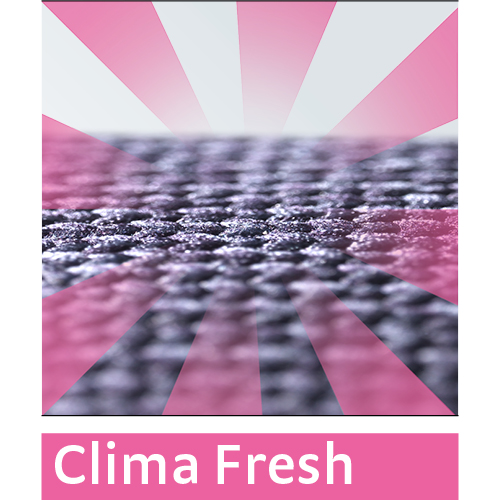 Clima Fresh for soft supports and braces