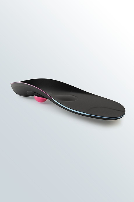 insole carbon foot problems sports