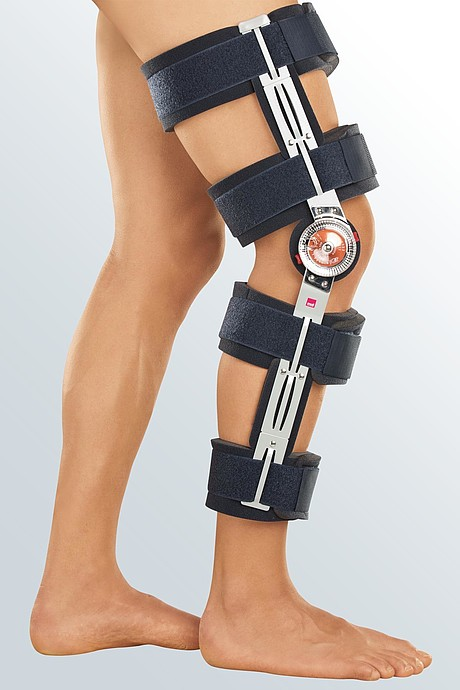 stable knee orthosis immobilize