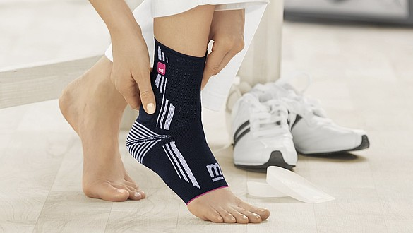 Achilles tendon supports from medi