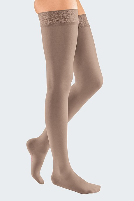 mediven elegance compression stockings diamond
