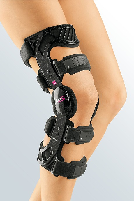 knee orthosis cruciate ligament rupture stable cushion